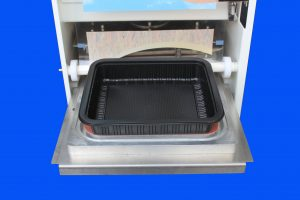Fast Food Disposable Mouth Paste Machine